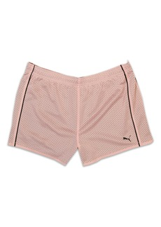 PUMA Mesh Shorts (Big Girls)