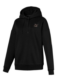 Puma Metallic-Logo Hoodie