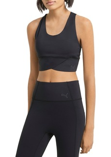 PUMA Mid Impact FOREVER Luxe Bra