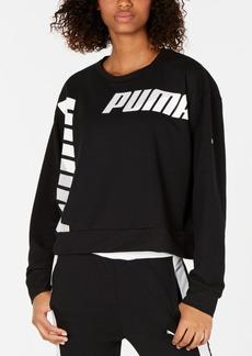 Puma Modern Sport Logo Sweatshirt