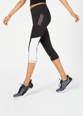 Puma Modern Sports Colorblocked Cropped Leggings