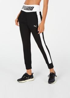 Puma Modern Sports Striped Track Pants