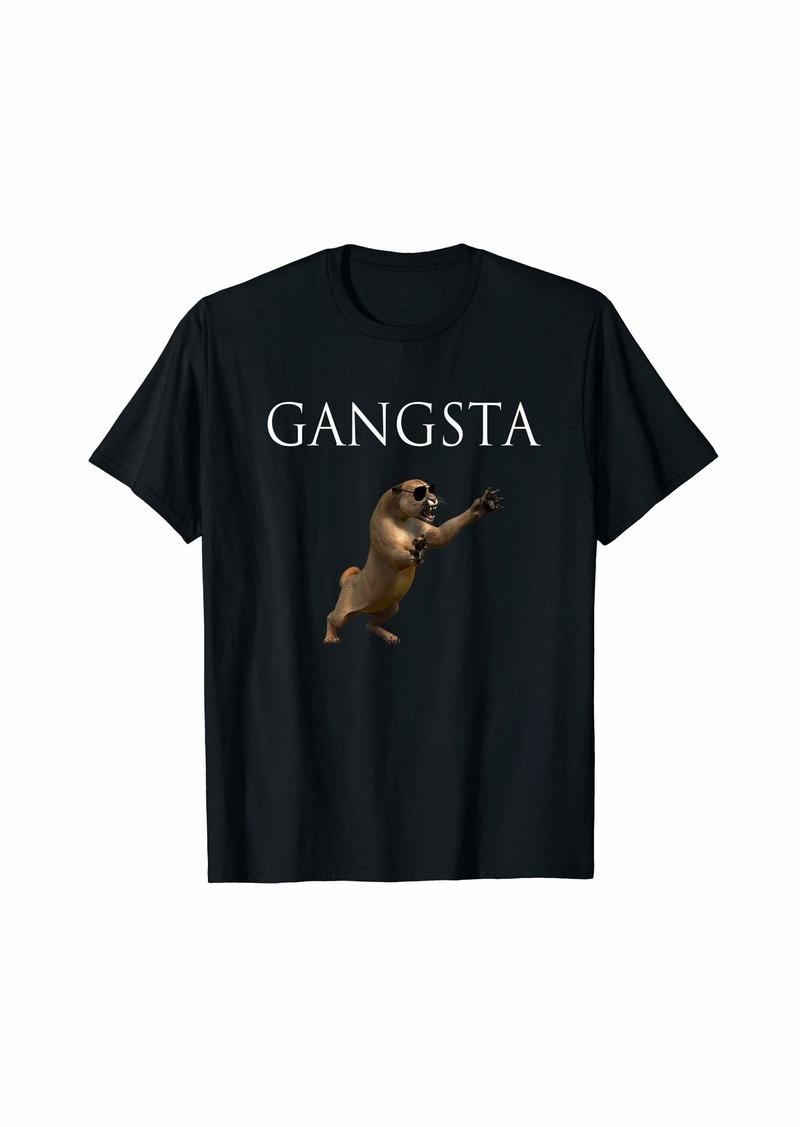 Puma Mountain Lion T Shirt Gift Cougar Cat Gift Shirt