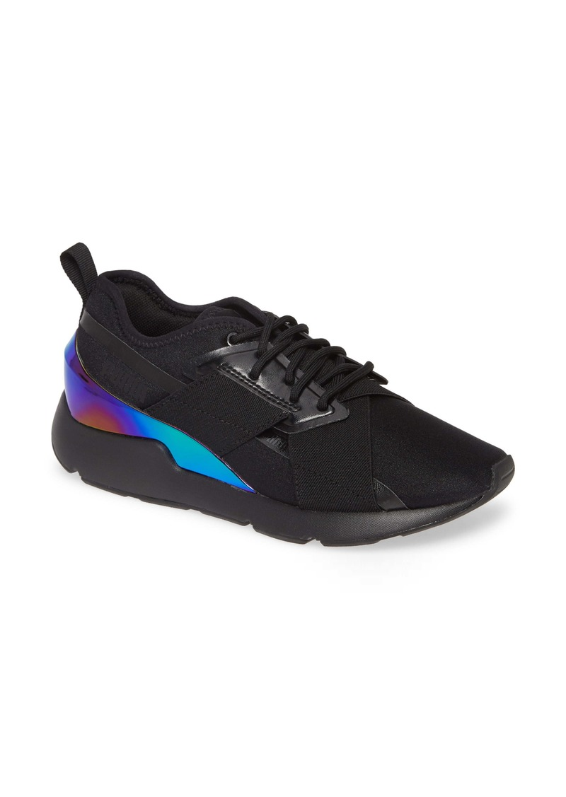 PUMA Muse X-2 Metallic Sneaker (Women)