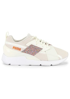 Puma Muse X-2 Shimmer Sneaker