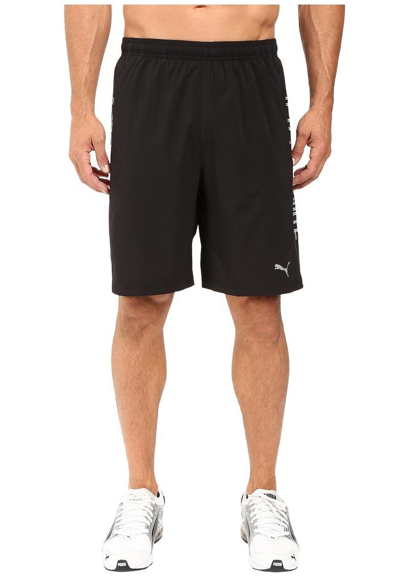 """PUMA Nightcat 9"""" Shorts"""