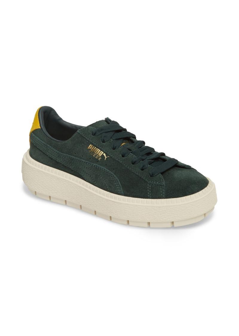 9bf0fe1525ab17 Puma PUMA Platform Trace Bold Sneaker (Women)