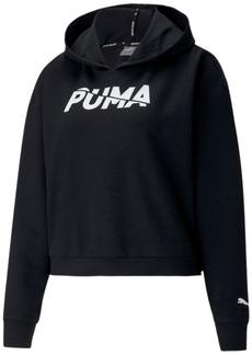 Puma Plus Size Modern Sports Hoodie