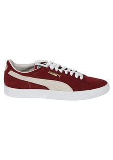 Puma Pomegranate Whisper Sneakers