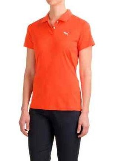 Puma Pounce Polo Shirt - Short Sleeve (For Women)