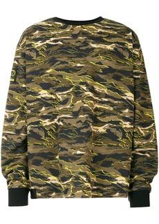 Puma Puma x XO Graphic sweatshirt - Green