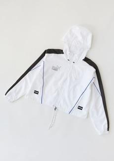 Puma Queen Zip-Front Windbreaker Jacket