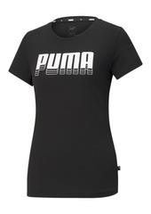 Puma Rebel Cotton Logo T-Shirt