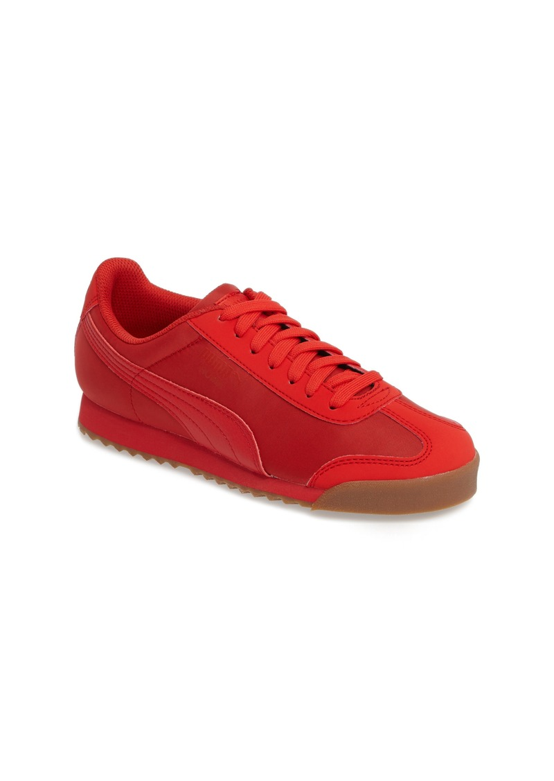 4025b5368a9 Puma PUMA Roma Basic Summer Sneaker (Big Kid)