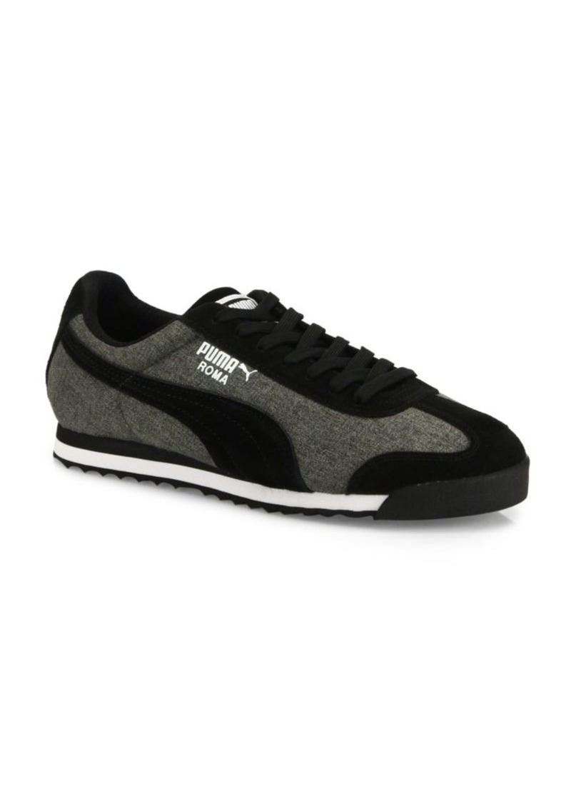 PUMA Roma Denim Low-Top Sneakers