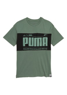 PUMA Screen T-Shirt (Big Boys)