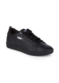 Puma Smash Leather Lo-Top Sneakers
