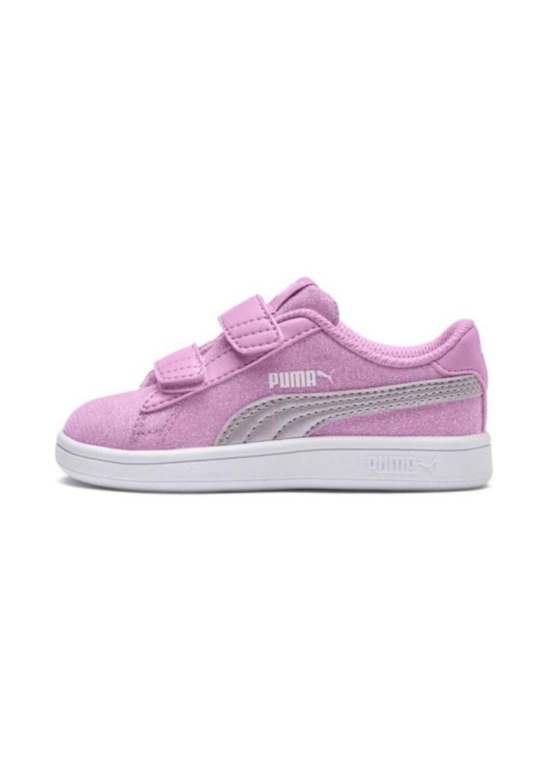 2672fdca756c74 Puma Puma Smash v2 Glitz GlamV Preschool Sneakers