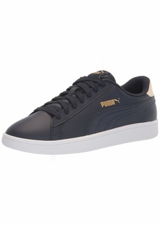 PUMA womens Smash V2 Sneaker   US