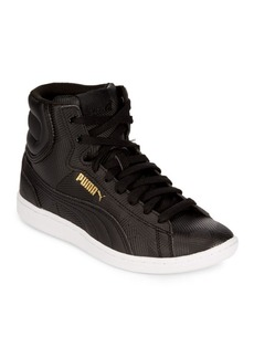 PUMA Sporty-Chic High-Top Sneakers