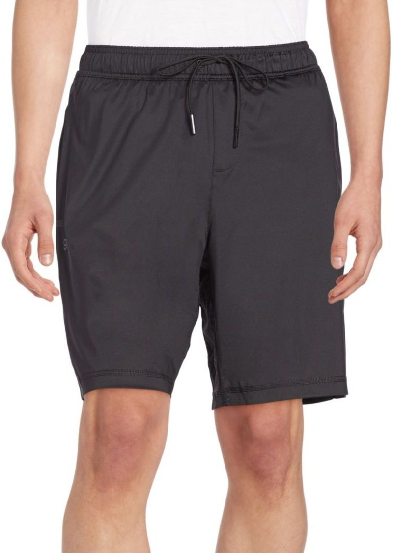 PUMA Stamped Tech Shorts