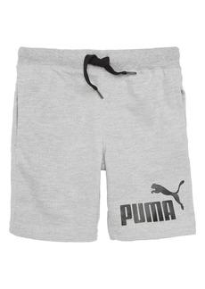 PUMA Stock Terry Shorts (Little Boys & Big Boys)
