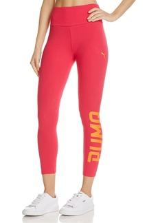 PUMA Style Swagger Logo Leggings