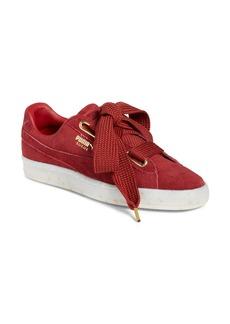 PUMA Suede - Heart Sneaker (Women)