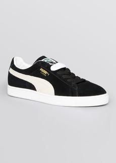 PUMA Men's Suede Classic + Sneakers