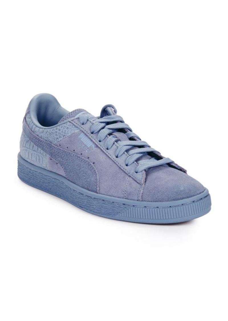 4379821929e Puma PUMA Suede Lace-Up Sneakers