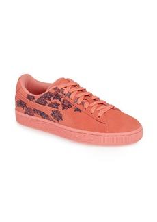 PUMA Suede TOL Graphic Sneaker (Women)