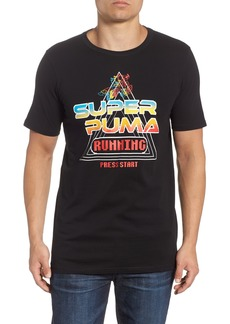 PUMA Super PUMA Allover Graphic Regular Fit T-Shirt