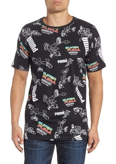 PUMA Super PUMA Regular Fit T-Shirt