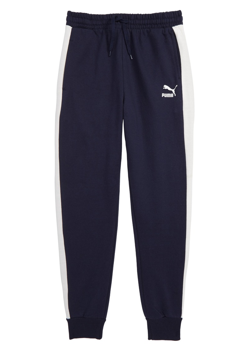 1502ae40b262 Puma PUMA T7 Fleece Jogging Pants (Big Boys)