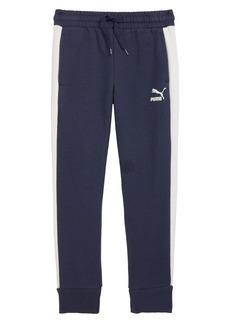 PUMA T7 Fleece Jogging Pants (Toddler Boys & Little Boys)