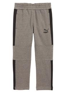 PUMA T7 Fleece Track Pants (Toddler Boys)