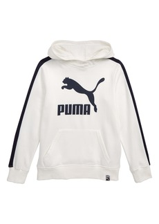 PUMA T7 Logo Graphic Hooded Sweatshirt (Big Boys)