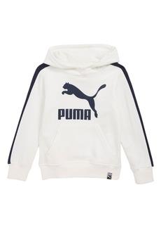 PUMA T7 Logo Graphic Hooded Sweatshirt (Toddler Boys & Little Boys)