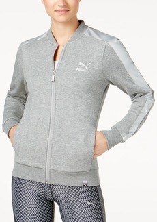 Puma T7 Metallic Archive Track Jacket, Macy's Exclusive Style