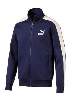 PUMA T7 Suede-Inserts Jacket