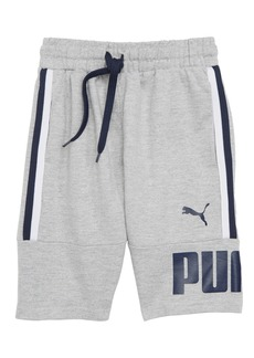 PUMA Tape Knit Shorts (Toddler Boys & Little Boys)