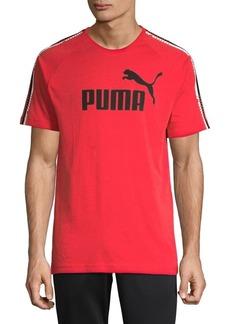 PUMA Tape Logo Tee