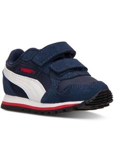 Puma Toddler Boys' St Runner Nylon V Casual Sneakers from Finish Line
