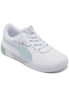 Puma Toddler Girls Cali Arctic Stay-put Closure Casual Sneakers from Finish Line