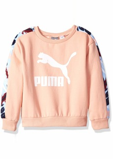 PUMA Toddler Girls' Fleece Pullover