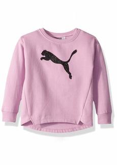 PUMA Toddler Girls' Fleece Pullover