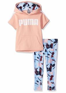 PUMA Toddler Girls' Hoodie Set