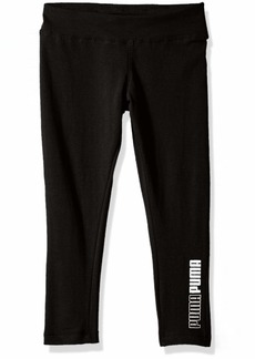PUMA Toddler Girls' Legging Black