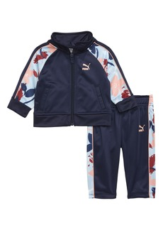 PUMA Track Jacket & Leggings Set (Baby Girls)