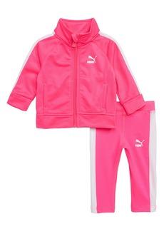 PUMA Track Jacket & Leggings Set (Baby Girls)